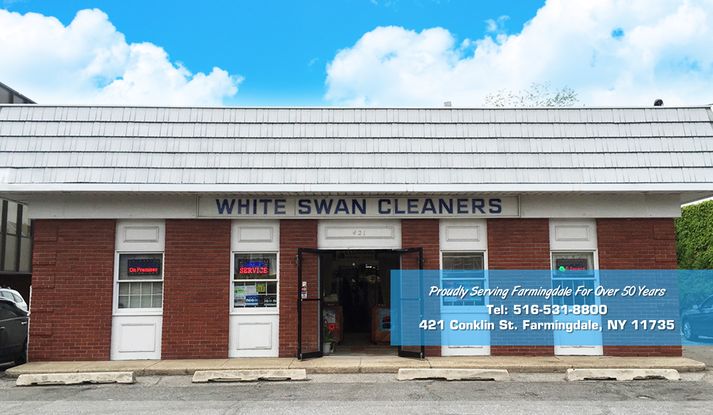 White Swan Drive In Cleaners
