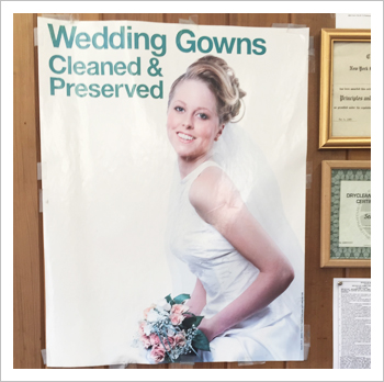 Wedding Gpwns Cleaning & Preservation